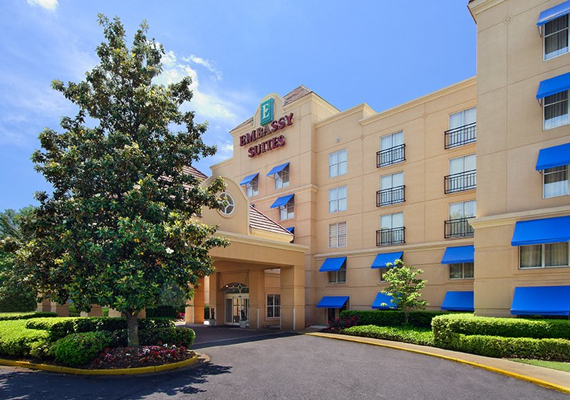 Embassy Suites Atlanta - Airport Fasad