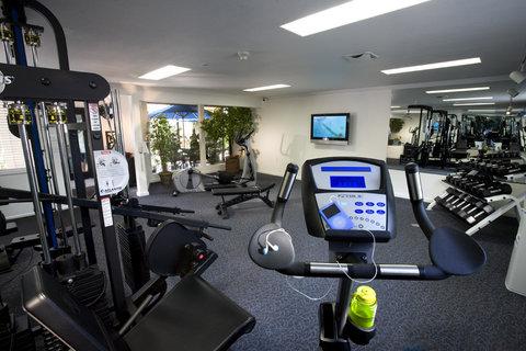 Best Western Humboldt Bay Hotel - Fitness Center