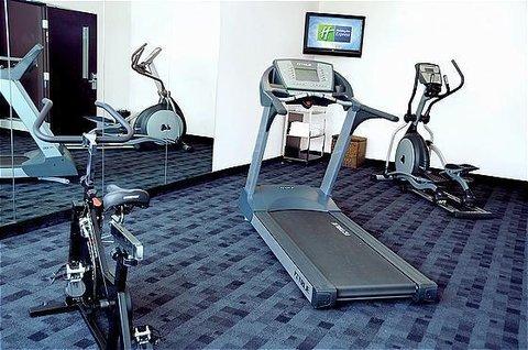 Holiday Inn Express GUADALAJARA ITESO - Gym