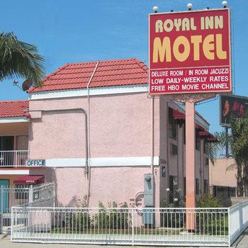 Royal Inn Motel Long Beach Tourist Class Long Beach Ca Hotels Gds Reservation Codes Travel