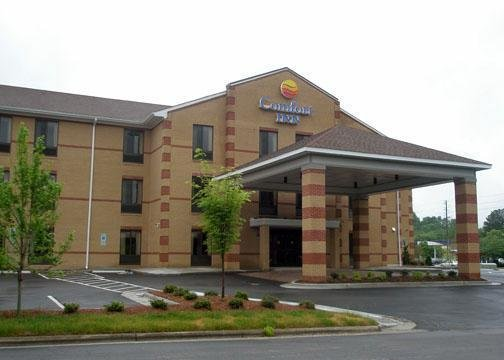 Comfort Inn Raleigh