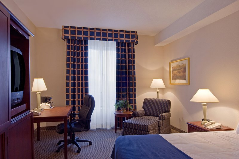 Holiday Inn Express Toronto-North York Вид в номере