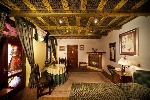 Hotel U Páva - Double Room