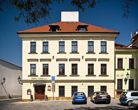 Hotel U Páva - Exterior