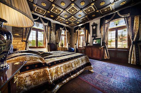 Hotel U Páva - Deluxe Room