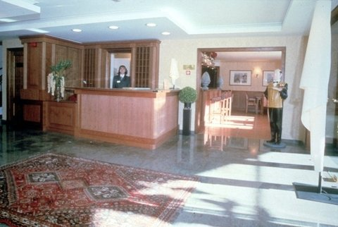 Hotel Xalet Verdú - Lobby
