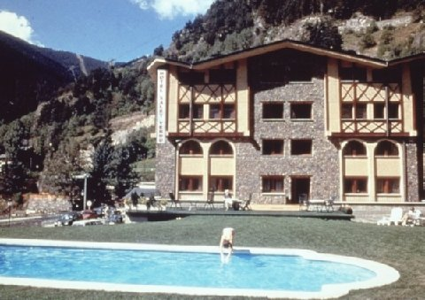 Hotel Xalet Verdú - Pool