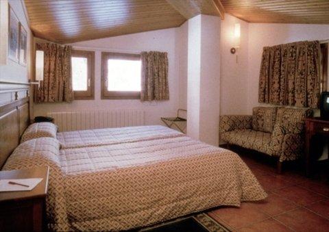 Hotel Xalet Verdú - Room