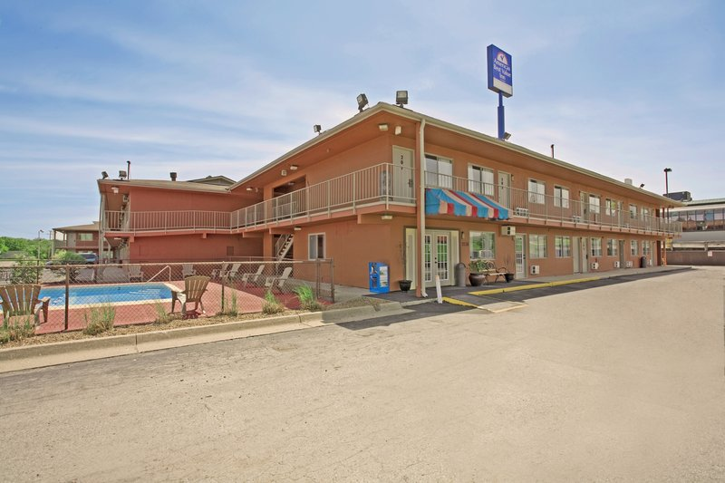Americas Best Value Inn - Columbia, MO