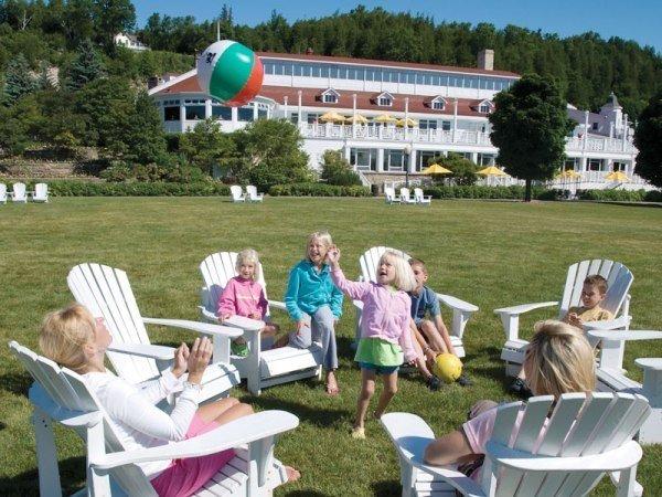 Mission Point Resort - Mackinac Island, MI