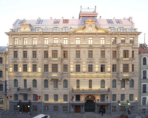 Petro Palace Hotel - Hotel Exterior View