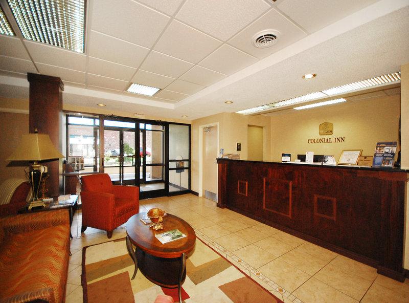 Colonial Inn Kingsport - Kingsport, TN