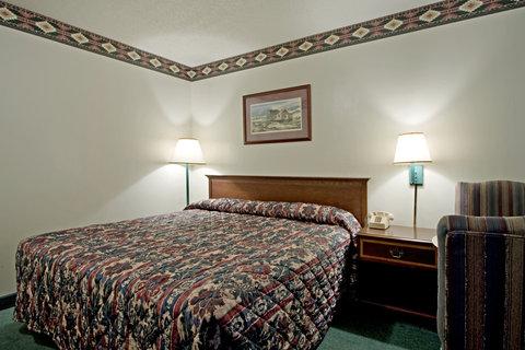 Americas Best Value Inn Darlington - King Standard 2