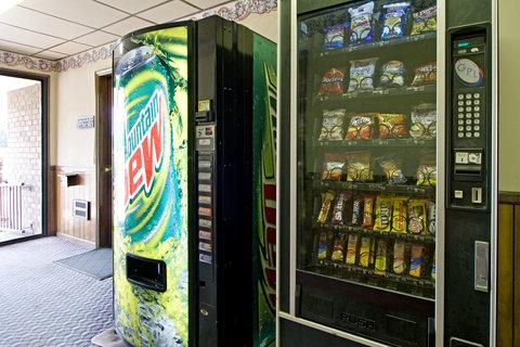 Americas Best Value Inn Darlington - Vending Machine