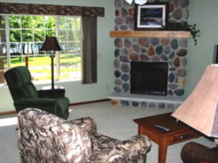 Wild Eagle Lodge - Guest Room