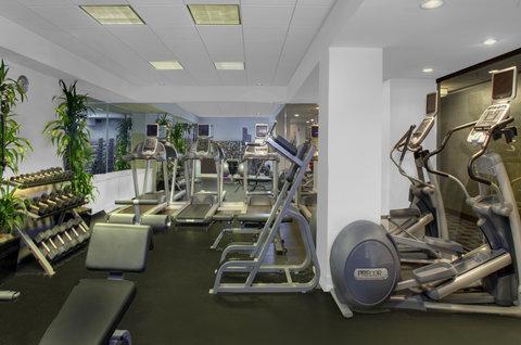 Allegro Chicago A Kimpton Htl - Fitness Center