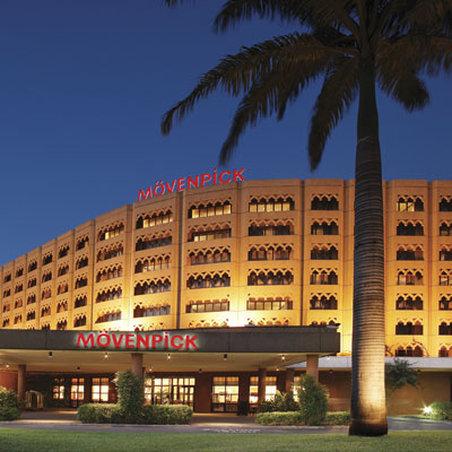 Dar es Salaam Serena Hotel - Exterior View