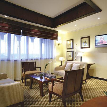 Dar es Salaam Serena Hotel - Executive floor