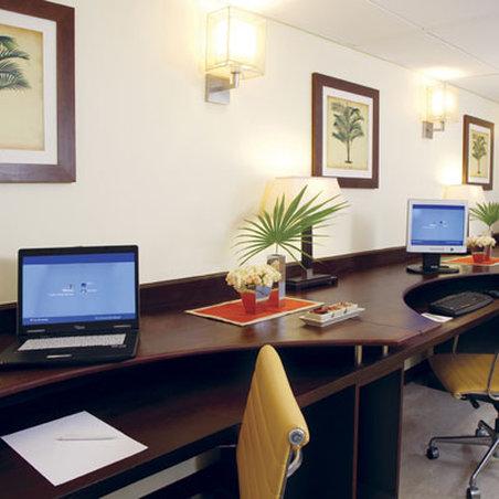 Dar es Salaam Serena Hotel - Business centre