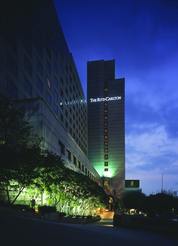 The Ritz-Carlton Seoul Fasad