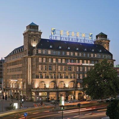 Moevenpick Hotel Essen - Exterior View
