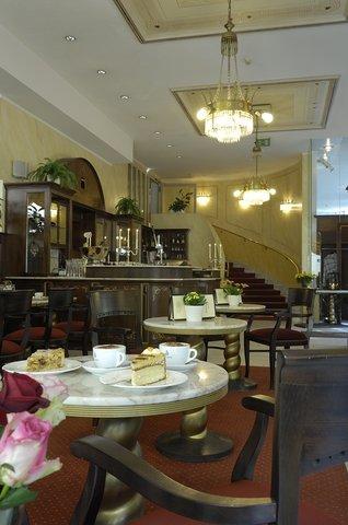 HELIOPARK Hotel Quellenhof - Cafe