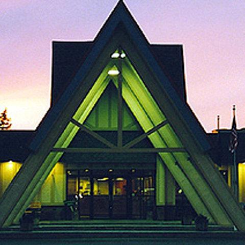 Alpine Lodge Magnuson Hotel - Alpine Lodge Gaylord MIExterior
