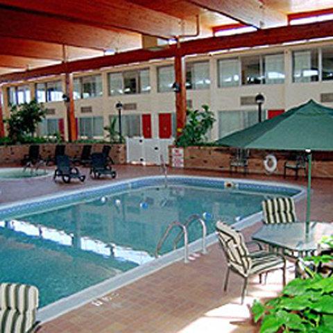 Alpine Lodge Magnuson Hotel - Alpine Lodge Gaylord MIPool