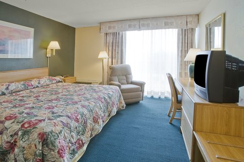 Americas Best Value Inn Galesburg - King Standard