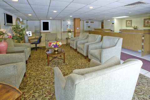 Americas Best Value Inn Galesburg - Lobby