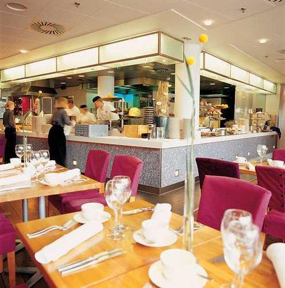 Scandic Hotel Simonkenttä Helsinki Gastronomi