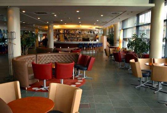 Scandic Hotel Simonkenttä Helsinki Salon/Lobi