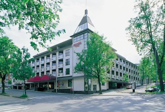 Scandic Patria Lappeenranta Außenansicht