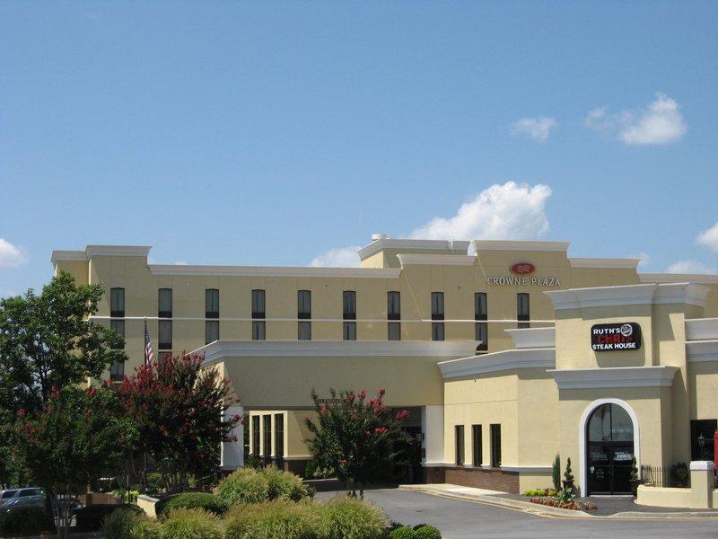 Crowne Plaza Hotel Greenville-I-385 Roper Mtn Road Ulkonäkymä