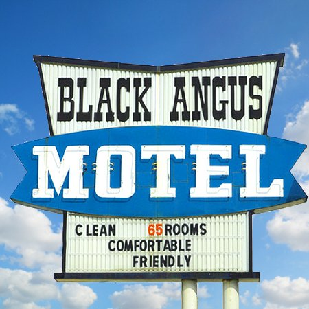 BLACK ANGUS MOTEL POTEAU