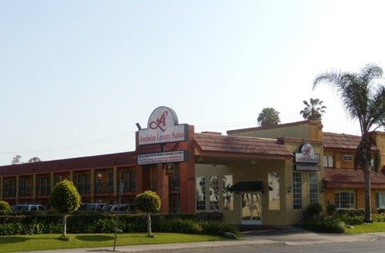 Anaheim Express Inn - Anaheim, CA