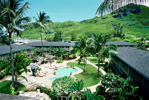 Kauai Inn - Exterior