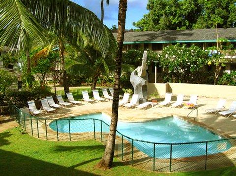 Kauai Inn - Pool