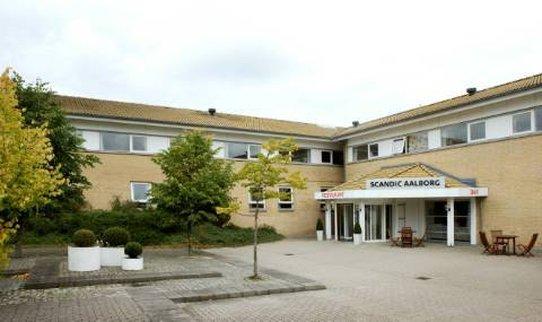 Scandic Aalborg Set udefra
