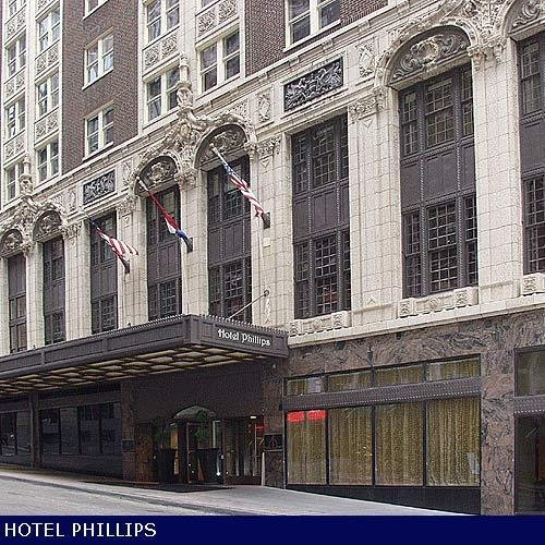 Hotel Phillips - Kansas City, MO