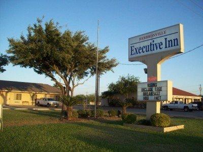 Executive Inn Hebbronville - Exterior