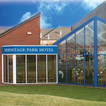 Hermitage Park Hotel - Exterior