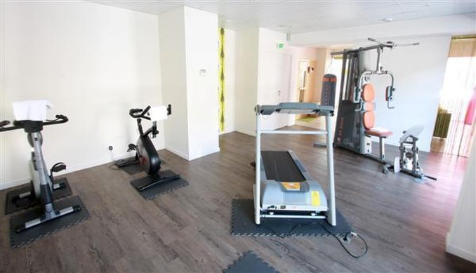 Kyriad Charleville Mezieres Fitness Club