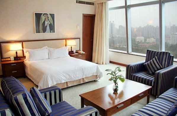 Xujiahui Park Hotel City Center Autre