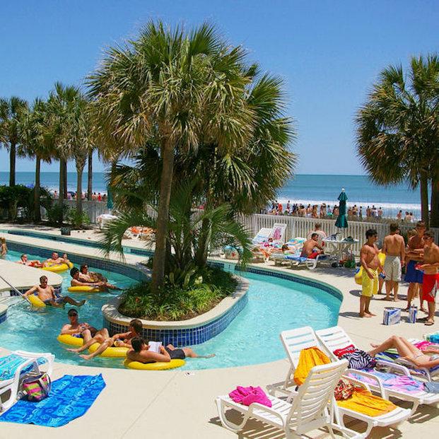 Ocean Drive Beach-Golf Resort - North Myrtle Beach, SC