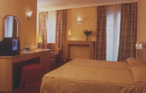 Hotel Cristal Zimmeransicht