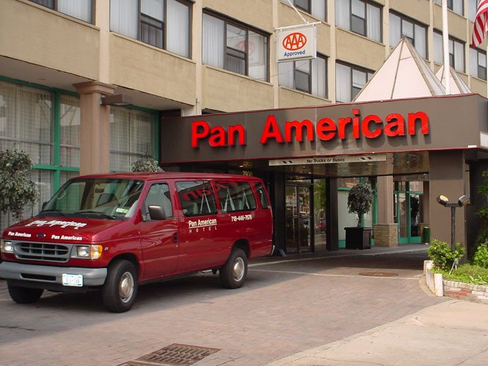Pan American Hotel Elmhurst Hotels