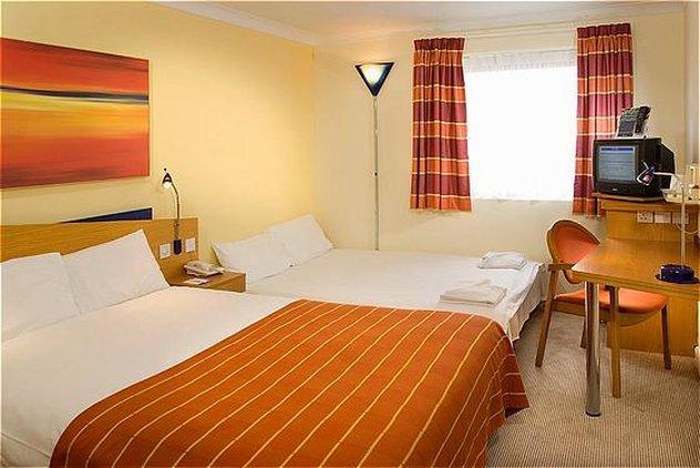 Holiday Inn Express Birmingham-Oldbury M5,JCT.2 Widok pokoju
