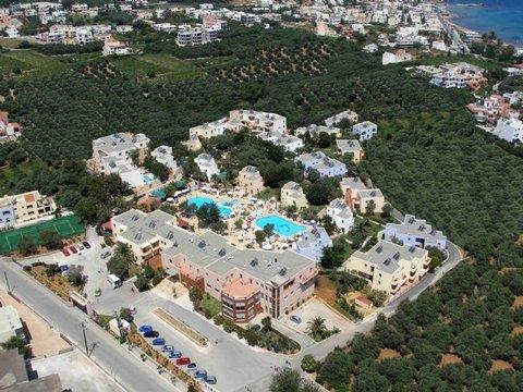 Sirios Village Hotel - All Inclusive - Aerial View