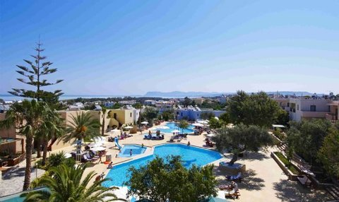 Sirios Village Hotel - All Inclusive - Pool Daytime